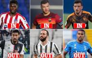 Pirlo và công cuộc cải tổ lực lượng nhân sự Juventus