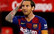 Lionel Messi có nguy cơ bị FIFA cấm thi đấu