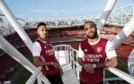 Xếp hạng áo sân nhà 20 CLB Ngoại hạng Anh mùa tới: Arsenal số 1