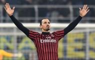 XONG: Ibra chốt tương lai với AC Milan