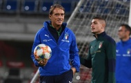 ĐT Italia công bố danh sách triệu tập: Thủ quân Milan, sao PSG vắng mặt đáng tiếc