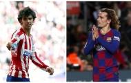 Thực hư vụ Barca đổi Griezmann lấy Felix?