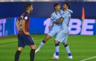 Phát kiến mới của Simeone: Đẩy ''tiểu Ronaldo'' vào khu vực trung tâm