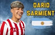 Dario Sarmiento: Viên ngọc quý của bóng đá Argentina