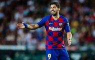 Luis Suarez ra điều kiện rời Barcelona