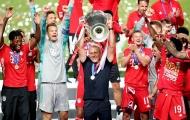 """Sau Lewandowski, """"kiến trúc sư"""" thành công của Bayern được vinh danh xứng đáng"""