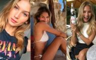 Siêu mẫu trẻ măng bỏ Alexis Sanchez, hẹn hò con trai huyền thoại Inter