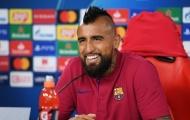 Vidal thẳng thắn chỉ ra 'điểm yếu' lớn nhất của Barcelona