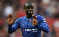 Chelsea chốt giá 'khủng' cho N'Golo Kante