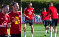 Rời xa Real, Bale có biểu cảm 'khác thường' trong màu áo xứ Wales