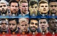 Ngất ngây với những bộ 3 của Top 4 Premier League mùa tới