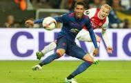 Những hình ảnh đẹp nhất của Van de Beek khi đối đầu M.U ở chung kết Europa League 2017