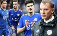 Từ Harry Maguire đến Ben Chilwell: Leicester City xứng danh 'cáo' trên TTCN