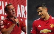 Huyền thoại Arsenal 'phản dame' cực gắt, gọi Sanchez là tên tham lam