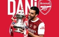CHÍNH THỨC: Thành London bùng cháy, Arsenal công bố chữ ký thứ ba