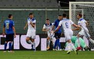 Dzeko ghi bàn, Italia 'chết hụt' trước Bosnia Herzegovina