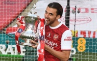 Hoàn tất thương vụ, Arsenal công bố luôn số áo của Ceballos