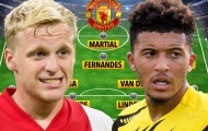 Mua thêm 3 người sau Van de Beek, Man Utd hình thành 'dreamteam'