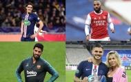 Từ Lacazette đến Suarez: 9 cái tên được Juventus liên hệ để thay thế Higuain