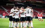 Lukaku im hơi lặng tiếng, Bỉ thắng nhẹ Đan Mạch nhờ huyền thoại Napoli