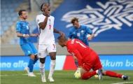 Sterling tỏa sáng phút cuối, Tam sư giành thắng lợi nghẹt thở trước Iceland