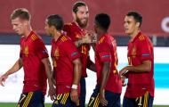 Sergio Ramos lập cú đúp, Tây Ban Nha nhấn chìm Ukraine