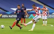 Martial chói sáng, Pháp ngược dòng đánh bại Croatia