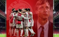 Học viện Ajax với triết lý bóng đá ảnh hưởng toàn cầu