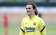 Giữa tin rời Barca đến Anh, Griezmann lên tiếng chốt hạ tương lai