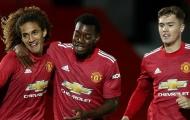 'Mbappe 2.0' bùng nổ, Man Utd hủy diệt đối thủ 6-0 ở EFL Trophy