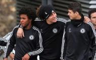 Cựu sao Chelsea: 'Willian và Luiz bảo tôi gia nhập Arsenal'