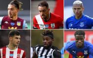 Top 10 ngôi sao đáng xem nhất ngoài Big Six EPL mùa 2020/2021