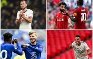 Từ Kane đến Werner: 10 sao có thể giành 'Vua phá lưới' EPL mùa tới