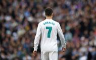 Từ Ronaldo đến Mbappe: Những ngôi sao đi theo 'tiếng gọi' hấp dẫn từ áo số 7