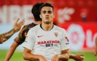 Đối thủ bất ngờ 'dâng tận tay' Sergio Reguilon cho Man United