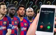 Barca và 3 thương vụ trên đường định đoạt: Sát thủ vạn người mê?