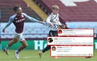 CĐV Man Utd: 'Có vẻ Jack Grealish đang cầu xin để được về Old Trafford'