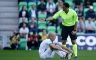 'Đôi chân pha lê' lại dính chấn thương sau 30 phút mở màn mùa giải