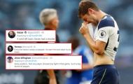 Ngã ngựa trước Everton, CĐV Tottenham chỉ ra cái tên đá tệ hại nhất