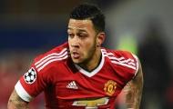 Man United chốt khả năng 'cướp' Memphis Depay từ trên tay Barcelona