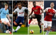 9 ngôi sao hưởng lương cao nhất Premier League