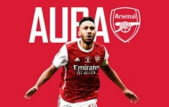 Vừa gia hạn, Aubameyang đã làm nức lòng CĐV Arsenal bằng những lời cảm động