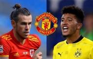 Chuyển nhượng M.U 17/09: Bất ngờ cơ hội ký Sancho; Bước ngoặt vụ Bale