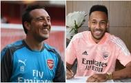 Aubameyang ký gia hạn, cựu sao Arsenal gửi ngay 1 thông điệp
