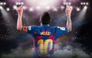Top 10 cầu thủ trung thành nhất còn thi đấu: 'Tứ ca' đứng thứ 9, Messi thua 1 cái tên