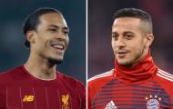 Van Dijk phản ứng ra sao khi biết tin Thiago đến Liverpool?
