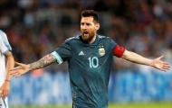 Vì Argentina, Messi bỏ lỡ trận El Clasico đầu tiên của mùa giải?