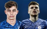 Chiến Chelsea, Klopp nói lời thật lòng về Werner và Havertz