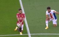 NHM chỉ trích hành vi diễn quá lố của Bruno Fernandes trong trận thua Palace