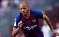 Braithwaite gặp biến cố, cơ hội cho 'truyền nhân Messi' toả sáng?